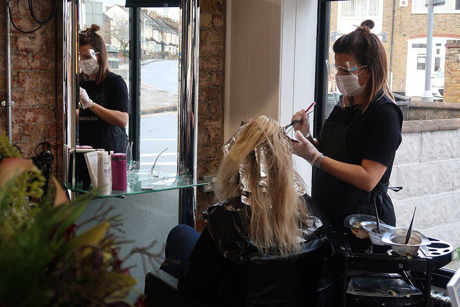Hair Colouring & Perming